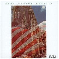 蓋瑞.波頓四重奏 Gary Burton Quartet: Real Life Hits (CD) 【ECM】 0