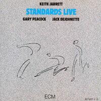 奇斯.傑瑞特三重奏 Keith Jarrett Trio: Standards Live (CD) 【ECM】 - 限時優惠好康折扣