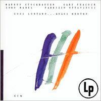 蓋瑞.皮考克 Gary Peacock / Markus Stockhausen / Fabrizio Ottaviucci / Zoro Babel: Cosi Lontano... Quasi Dentro (Vinyl LP) 【ECM】 0