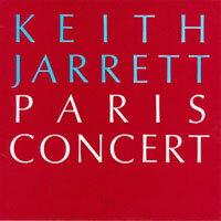 奇斯.傑瑞特:巴黎音樂會 Keith Jarrett: Paris Concert (CD) 【ECM】 0
