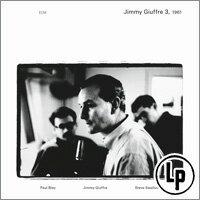 Jimmy Giuffre / Paul Bley / Steve Swallow: Jimmy Giuffre 3, 1961 (2Vinyl LP) 【ECM】 0