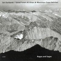 楊.葛伯瑞克 Jan Garbarek / Ustad Fateh Ali Khan & Musicians from Pakistan: Ragas and Sagas (CD) 【ECM】 - 限時優惠好康折扣