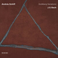 巴哈:郭德堡變奏曲|鋼琴:席夫 András Schiff / J. S. Bach: Goldberg Variations (CD) 【ECM】 0