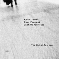 奇斯.傑瑞特三重奏 Keith Jarrett Trio: The Out-of-Towners (CD) 【ECM】 0