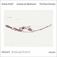 貝多芬鋼琴奏鳴曲集2|鋼琴:席夫 András Schiff / Beethoven: Piano Sonatas Vol.2 (CD) 【ECM】 - 限時優惠好康折扣