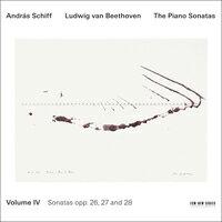 貝多芬鋼琴奏鳴曲集4|鋼琴:席夫 András Schiff / Beethoven: Piano Sonatas Vol.4 (CD) 【ECM】 - 限時優惠好康折扣