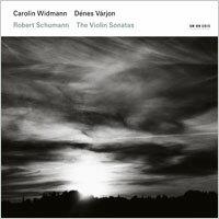 舒曼:小提琴奏鳴曲|小提琴:卡洛琳.韋德曼 Schumann: The Violin Sonatas (CD) 【ECM】 0