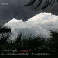 細川俊夫 Toshio Hosokawa: Landscapes (CD) 【ECM】 0