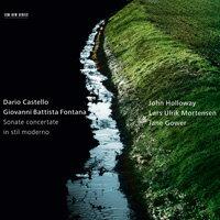 Holloway Trio / Castello / Fontana: Sonate concertate in stil moderno (CD) 【ECM】 0