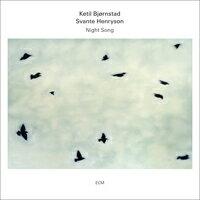 凱特爾.畢卓斯坦/Svante Henryson:夜歌 Ketil Bjørnstad / Svante Henryson: Night Song (CD) 【ECM】 - 限時優惠好康折扣