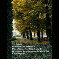 貝多芬鋼琴協奏曲第4、5號|鋼琴:Till Fellne Kent Nagano / Till Fellner / Beethoven: Piano Concertos Nos. 4 and 5 (CD) 【ECM】 - 限時優惠好康折扣