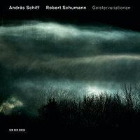 舒曼:幽靈變奏曲|鋼琴:席夫 András Schiff / Schumann: Geistervariationen (2CD) 【ECM】 0