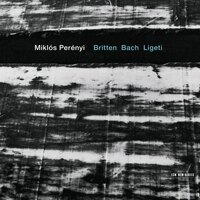 Miklós Perényi: Britten / Bach / Ligeti (CD)【ECM】 - 限時優惠好康折扣