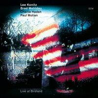 Konitz / Mehldau / Haden / Motian: Live At Birdland (CD) 【ECM】 - 限時優惠好康折扣