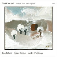Giya Kancheli: Themes from the Songbook (CD) 【ECM】 - 限時優惠好康折扣