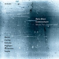 Reto Bieri: Contrechant (CD) 【ECM】 - 限時優惠好康折扣