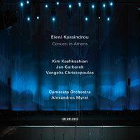 伊蓮妮.卡蘭卓:伊蓮妮在雅典 Eleni Karaindrou: Concert in Athens (CD) 【ECM】 0