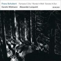 Franz Schubert: Fantasie C-Dur / Rondo h-Moll / Sonate A-Dur (CD) 【ECM】 0
