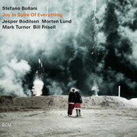 史帝法諾.柏那尼:苦中作樂 Stefano Bollani: Joy In Spite Of Everything (CD) 【ECM】 0