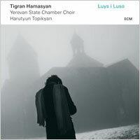 里蘭.哈瑪斯漢:光 Tigran Hamasyan: Luys i Luso (CD) 【ECM】 0