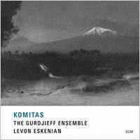葛吉夫民族樂器合奏團:科米塔斯 The Gurdjieff Folk Instruments Ensemble / Levon Eskenian: Komitas (CD) 【ECM】 0