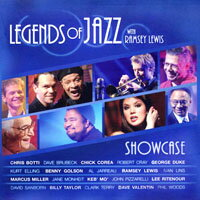 SHOWCASE 爵士樂傳說 雷西路易斯 V.A.: Legends Of Jazz With Ramsey Lewis - Showcase (CD+DVD) 【Evosound】 - 限時優惠好康折扣