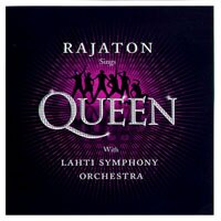 無限&拉提交響樂團:Queen Rajaton Sings Queen with Lahiti Symphony Orchestra (CD) 【Evosound】 - 限時優惠好康折扣