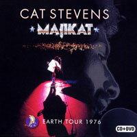 凱特.史帝文斯:Majikat演唱會 Cat Stevens: Majikat Earth Tour 1976 (CD+DVD) 【Evosound】 - 限時優惠好康折扣