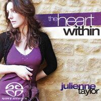 茱麗安妮.泰勒:內心深處 Julienne Taylor: The Heart Within (SACD) 【Evosound】 - 限時優惠好康折扣