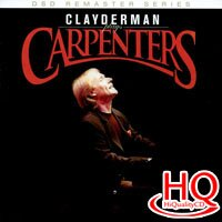 理查.克萊德門:最愛木匠兄妹 Richard Clayderman: Plays Carpenters (HQCD) 【Evosound】 0