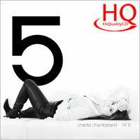 香朵5號 Chantal Chamberland: No. 5 (HQCD) 【Evosound】 0