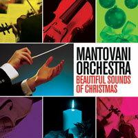 曼托凡尼樂團:耶誕美聲 Mantovani Orchestra: Beautiful Sound of Christmas (CD) 【Evosound】 0