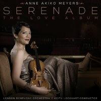 安.梅耶:小夜曲~愛的專輯 Anne Akiko Meyers: Serenade: The Love Album (CD) 【Evosound】 - 限時優惠好康折扣