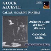 葛路克:歌劇《阿爾賽斯特》(1954) Gluck: Alceste (1954) (2CD) 【IDIS】 - 限時優惠好康折扣