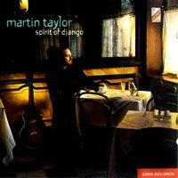 馬丁泰勒:法國風情畫 Martin Taylor: Spirit of Django (CD)【LINN】 - 限時優惠好康折扣