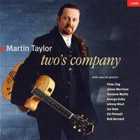 馬丁泰勒:與友同樂 爵士 Martin Taylor: Two's Company (HDCD)【LINN】 0
