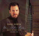 諾爾斯:魯特琴的巴哈風情2 Nigel North: Bach On The Lute Volume 2 (CD) 【LINN】 0