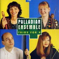 帕拉迪恩合奏團:德意志風采 The Palladian Ensemble: Trios For 4 (CD)【LINN】 - 限時優惠好康折扣