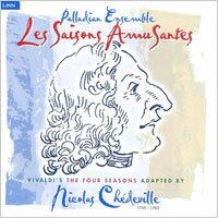 帕拉迪恩合奏團:從來沒聽過的四季 The Palladian Ensemble: Les Saisons Amusantes (CD)【LINN】 - 限時優惠好康折扣