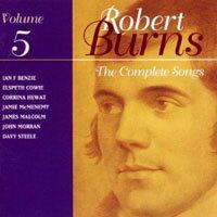 伯恩斯歌曲全集第五集 The Complete Songs Of Robert Burns Volume 5 (CD)【LINN】 0
