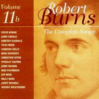 伯恩斯歌曲全集第十一集 The Complete Songs Of Robert Burns Volume 11 (CD)【LINN】 0