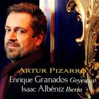 葛拉納多斯:哥雅畫冊&阿爾班尼士:伊貝利亞 Artur Pizarro: Albéniz Iberia and Granados Goyescas (2SACD)【LINN】 - 限時優惠好康折扣