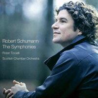 羅賓.提查堤&蘇格蘭室內樂團:舒曼交響曲集 Robin Ticciati & Scottish Chamber Orchestra / Schumann: The Symphonies (2SACD)【LINN】 0