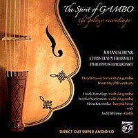 古琴精神與好友們: 銀河廳實況 The Spirit of GAMBO & friends: The Galaxy Recordings (SACD) 【Stockfisch】 0