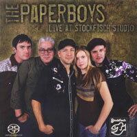 紙男孩:老虎魚現場 The Paperboys: live at Stockfisch Studio (SACD) 【Stockfisch】 0