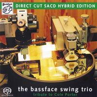 貝斯臉搖擺三重奏:向科爾波特致敬 The Bassface Swing Trio, feat. Barbara Burkle: tribute to Cole Porter (SACD) 【Stockfisch】 - 限時優惠好康折扣