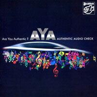 AYA:超權威音響測試天碟 AYA: Authentic Audio Check (SACD) 【Stockfisch】 - 限時優惠好康折扣