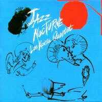 李柯立茲四重奏&肯尼巴倫:天堂爵士 Lee Konitz Quartet ~featuring Kenny Barron: Jazz Nocturne (CD) 【Venus】 0