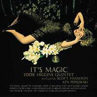 艾迪希金斯四重奏、史考特漢彌頓&肯皮普洛斯基:浪漫魔咒 Eddie Higgins Quintet Featuring Scott Hamilton & Ken Peplowski: It's Magic (CD) 【Venus】 0