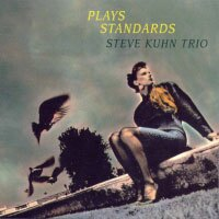 史帝夫.庫恩三重奏:最愛爵士 Steve Kuhn Trio: Plays Standards (CD) 【Venus】 0
